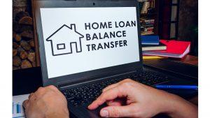 housing loan balance transfer